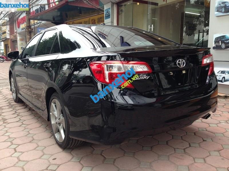 Xe Toyota Camry SE 2013-5