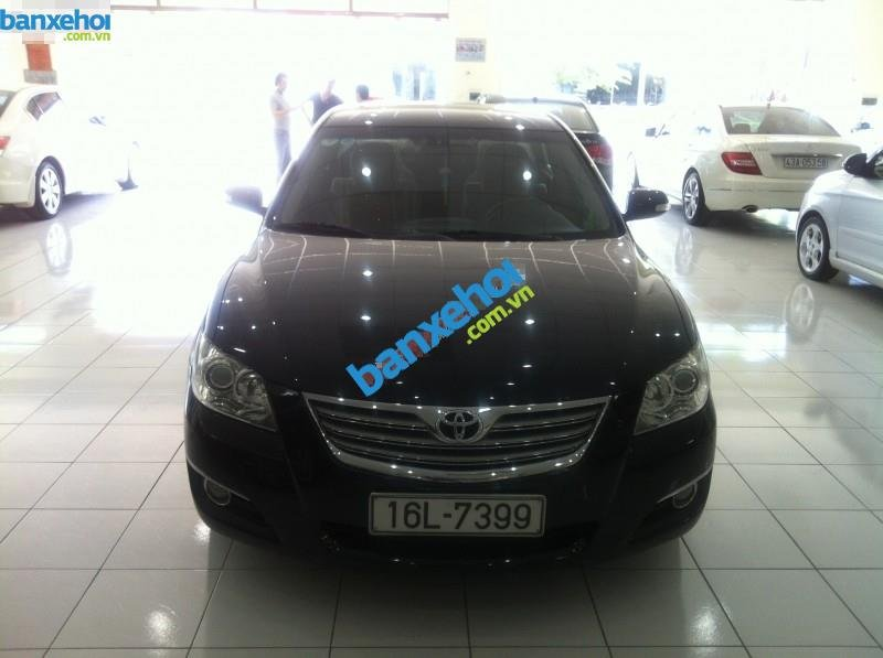 Xe Toyota Camry 3.5Q 2007-0