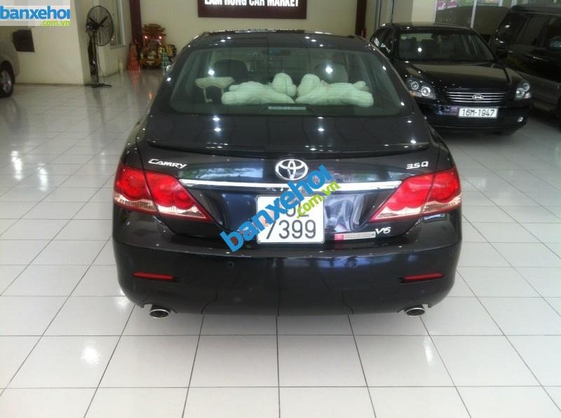 Xe Toyota Camry 3.5Q 2007-3