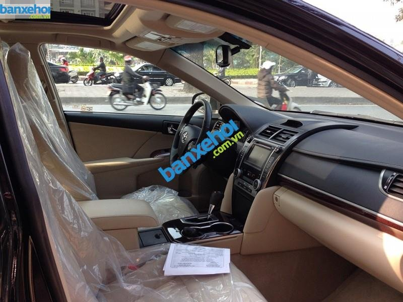 Xe Toyota Camry xle 2013-6