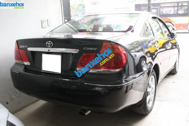 Xe Toyota Camry 3.0AT 2005-3