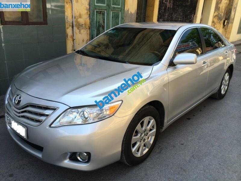Xe Toyota Camry LE 2.5 2010-1
