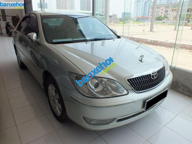 Xe Toyota Camry 2.4G 2005-1