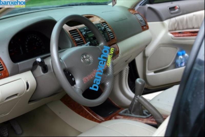 Xe Toyota Camry 2.4 2005-6