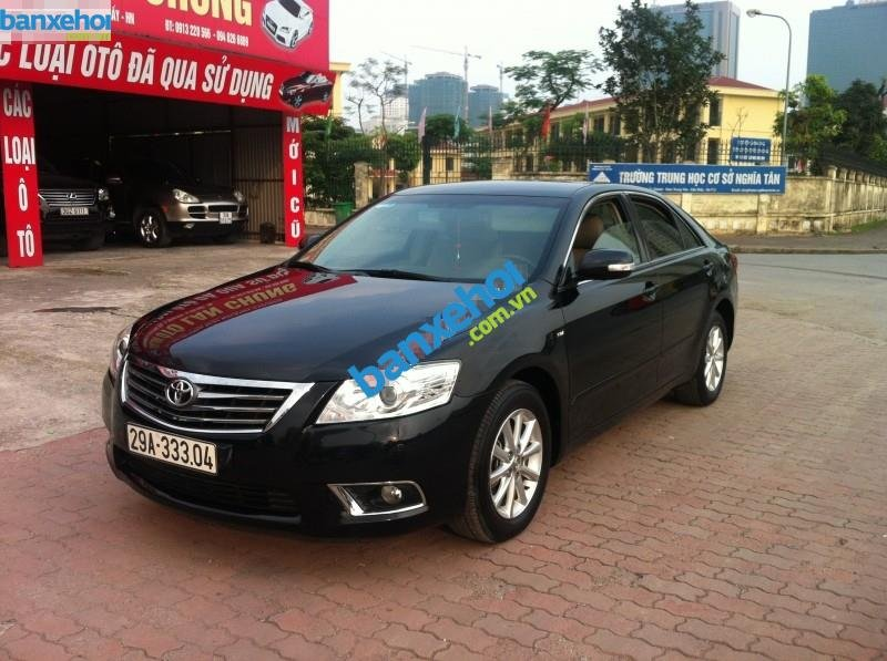 Xe Toyota Camry 2.4 G 2011-2