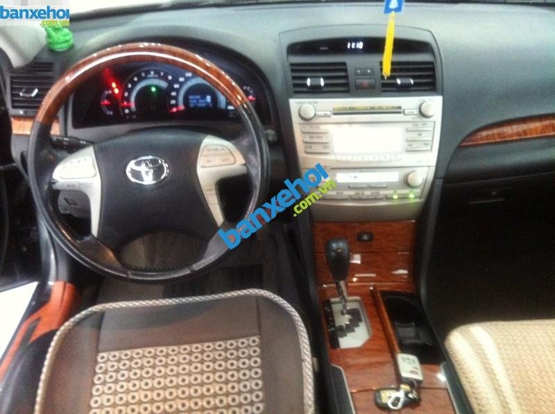 Xe Toyota Camry 3.5Q 2007-6