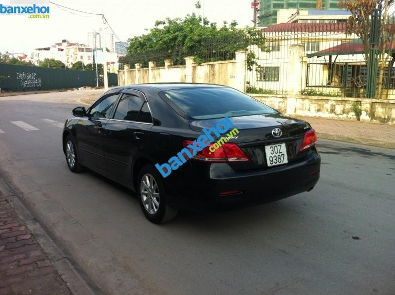 Xe Toyota Camry 2.4G AT 2010-1