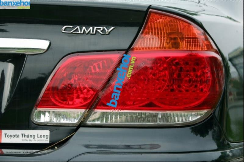 Xe Toyota Camry 2.4 2005-10