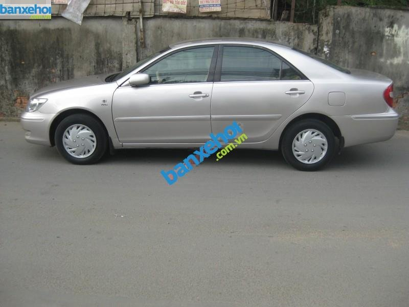 Xe Toyota Camry  2003-0