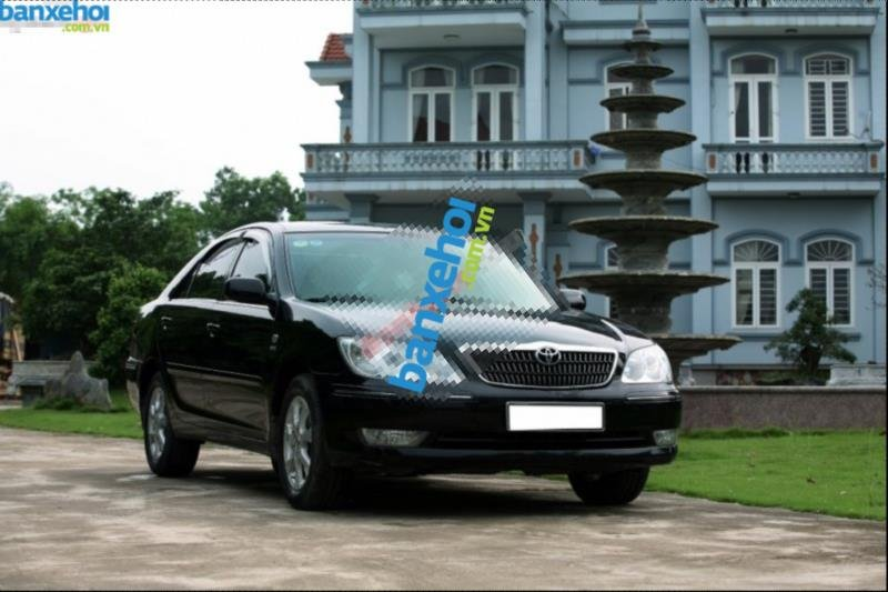 Xe Toyota Camry 2.4 2005-3