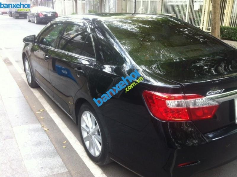 Xe Toyota Camry 2.5G 2012-1