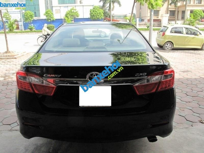 Xe Toyota Camry 2.5G 2012-3