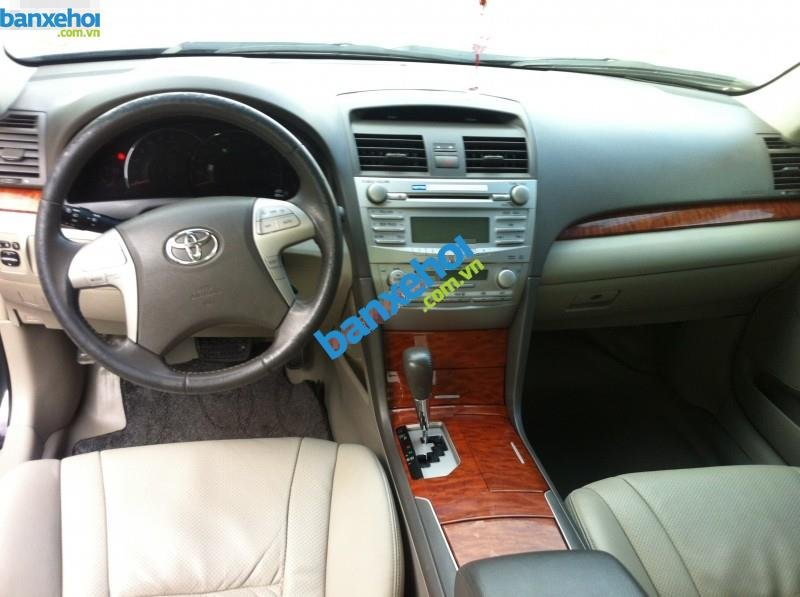 Xe Toyota Camry 2.4G AT 2010-5