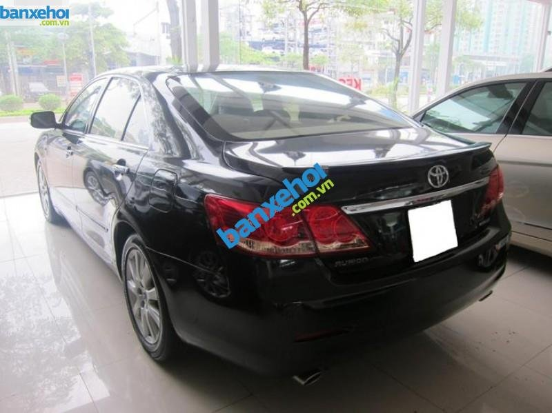 Xe Toyota Camry 3.5 Aurion 2008-9