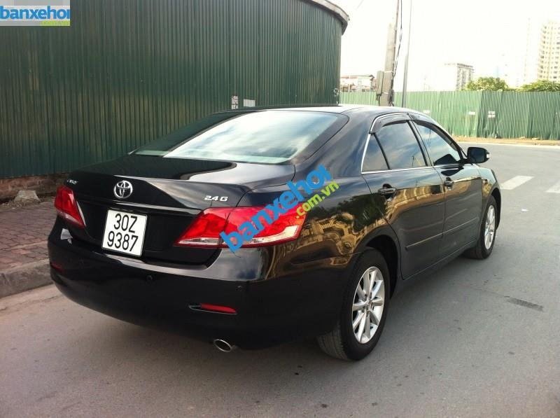 Xe Toyota Camry 2.4G AT 2010-2