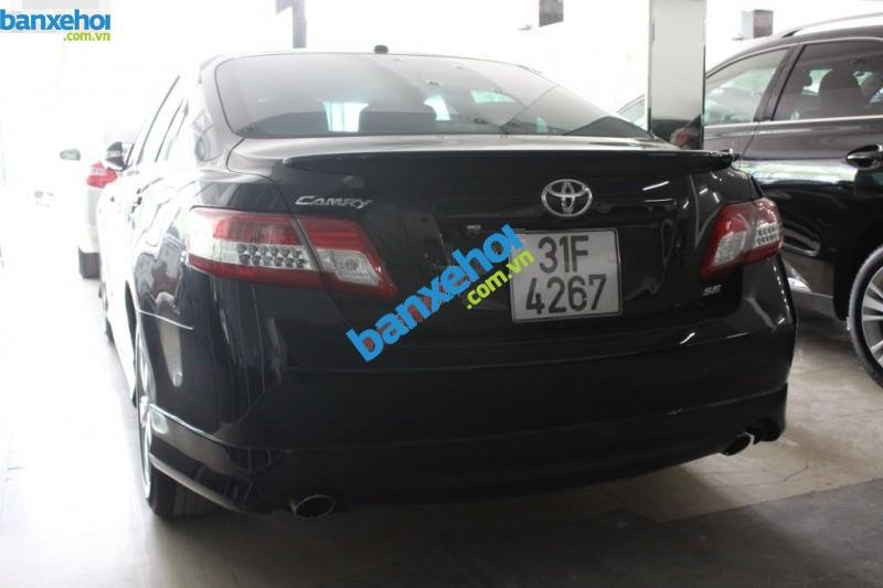 Xe Toyota Camry SE 2010-3