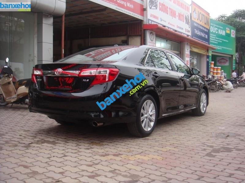 Xe Toyota Camry XLE 2014-3