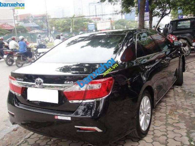 Xe Toyota Camry 2.5Q 2013-2