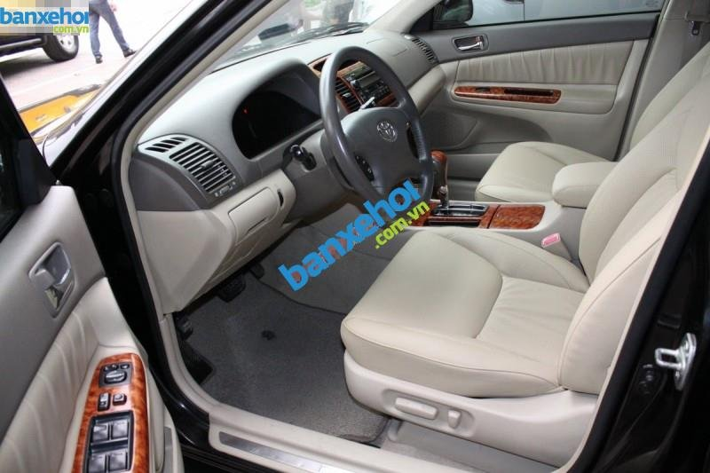 Xe Toyota Camry 3.0AT 2005-5