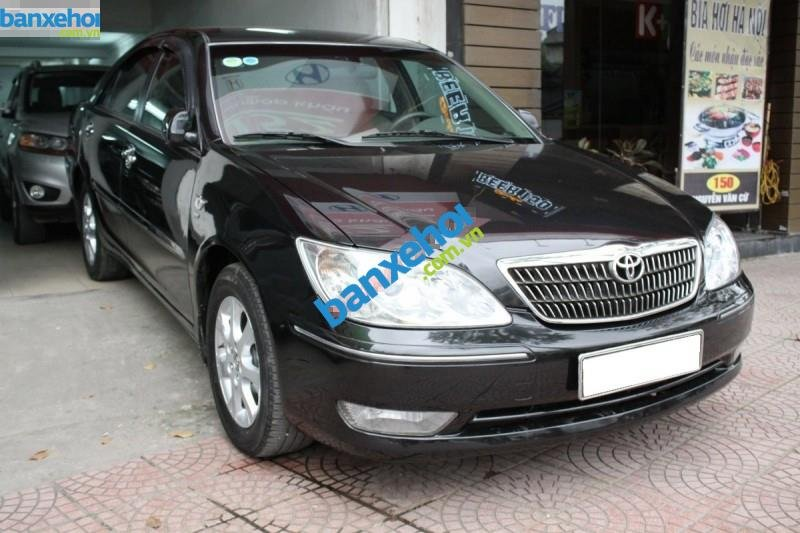 Xe Toyota Camry 3.0AT 2005-1