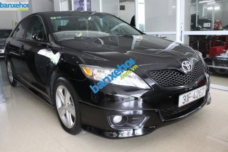 Xe Toyota Camry SE 2010-1