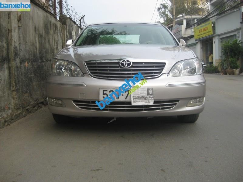 Xe Toyota Camry  2003-1