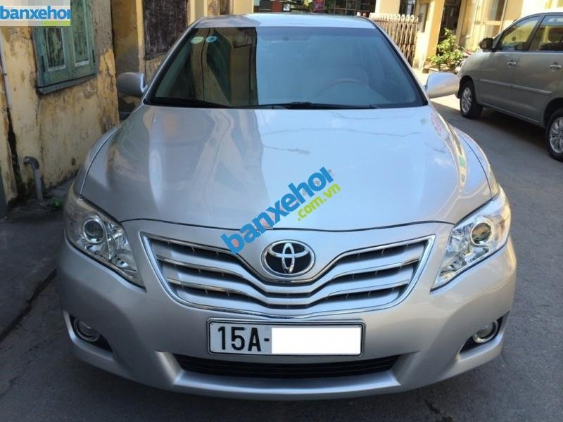 Xe Toyota Camry LE 2.5 2010-0