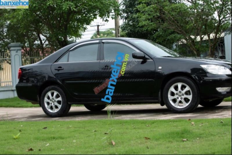Xe Toyota Camry 2.4 2005-5