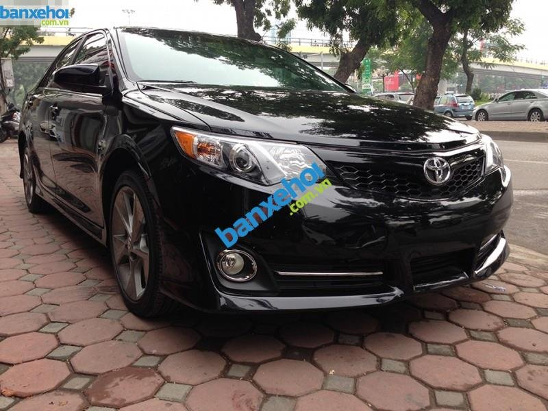 Xe Toyota Camry SE 2013-2