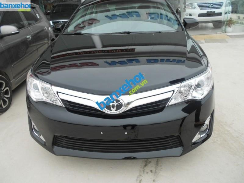 Xe Toyota Camry XLE 2014-0
