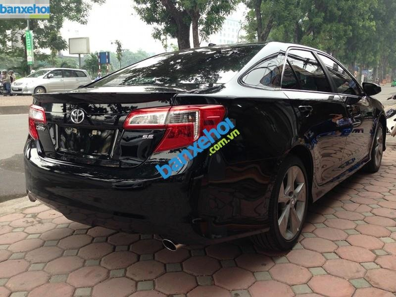 Xe Toyota Camry SE 2013-3