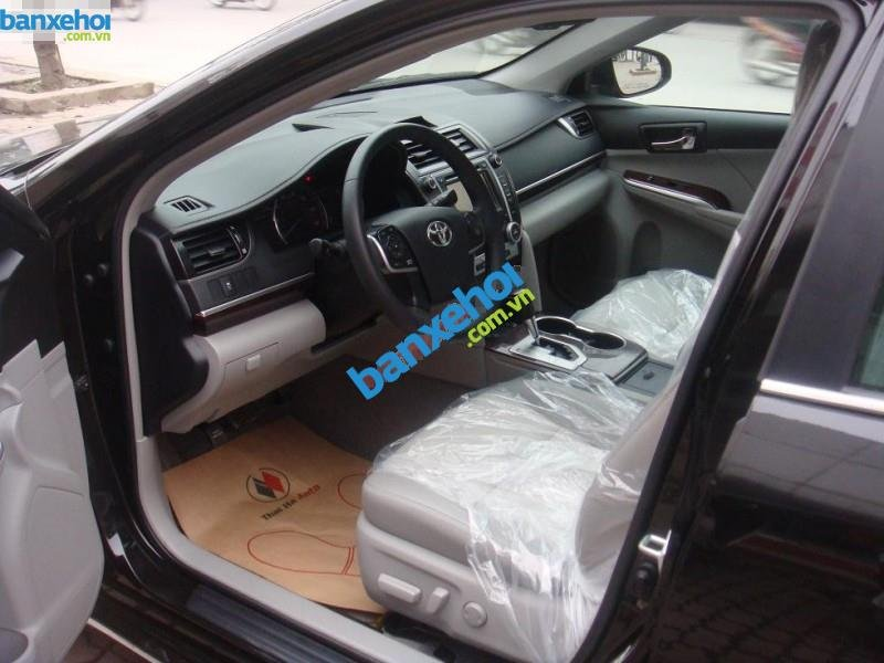 Xe Toyota Camry XLE 2014-4