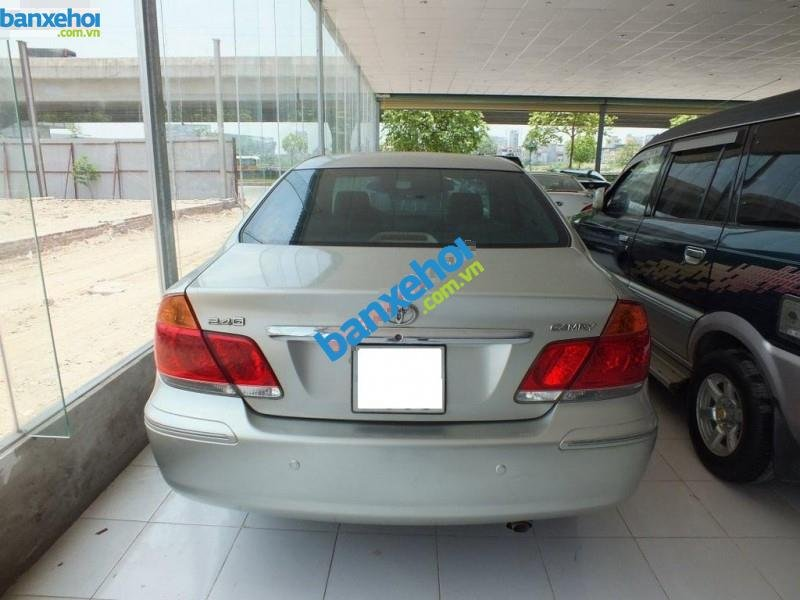 Xe Toyota Camry 2.4G 2005-4