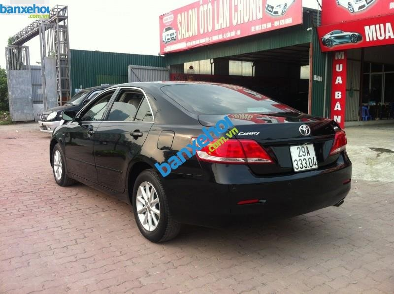 Xe Toyota Camry 2.4 G 2011-3