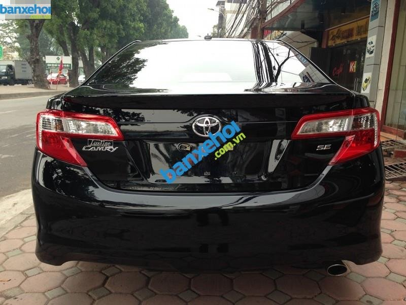 Xe Toyota Camry SE 2013-4