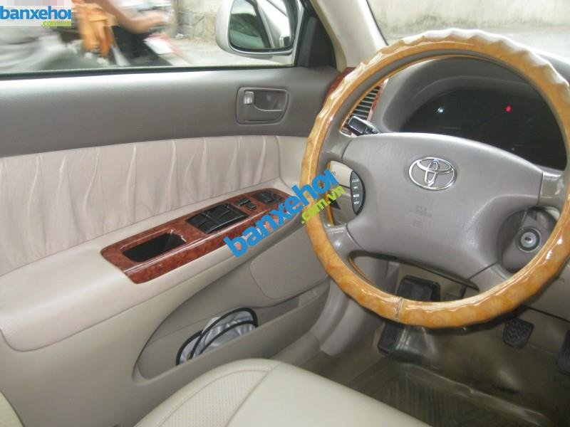 Xe Toyota Camry  2003-4