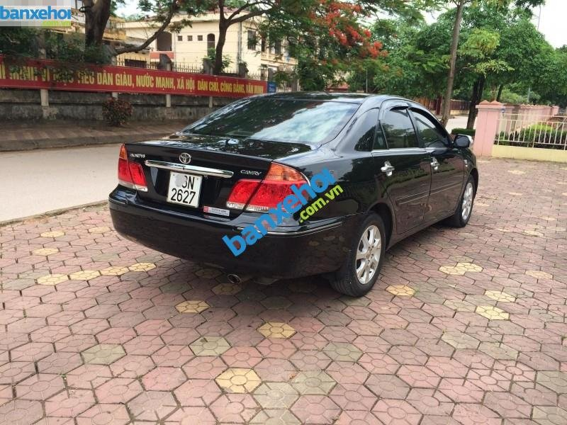 Xe Toyota Camry 2.4G 2005-5