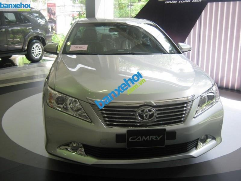 Xe Toyota Camry 2.5 G 2014-2