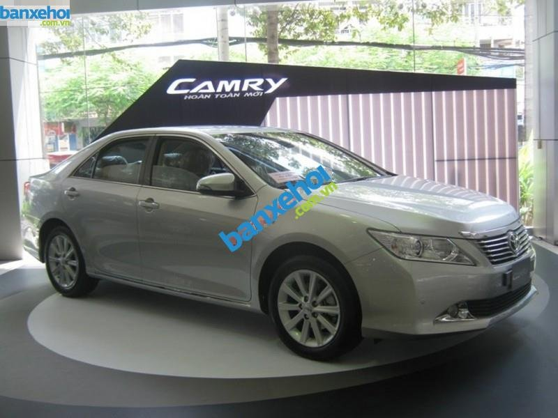 Xe Toyota Camry 2.5 G 2014-0