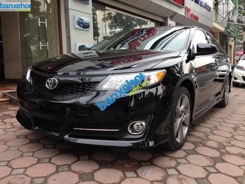 Xe Toyota Camry SE 2013-0