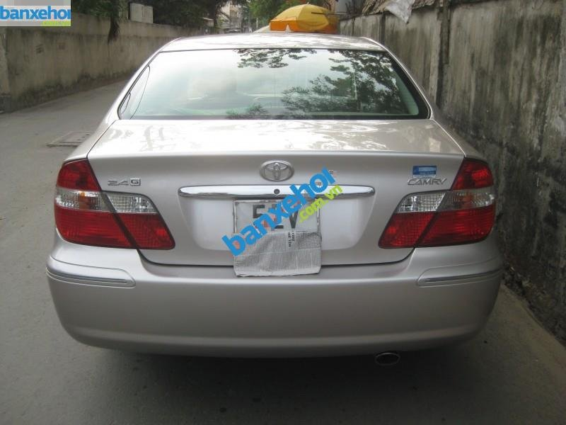 Xe Toyota Camry  2003-2