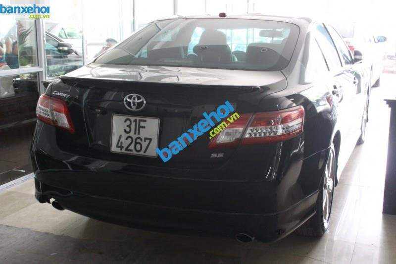 Xe Toyota Camry SE 2010-2