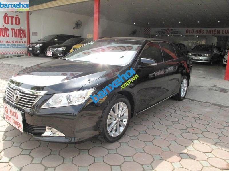 Xe Toyota Camry 2.5G 2012-2