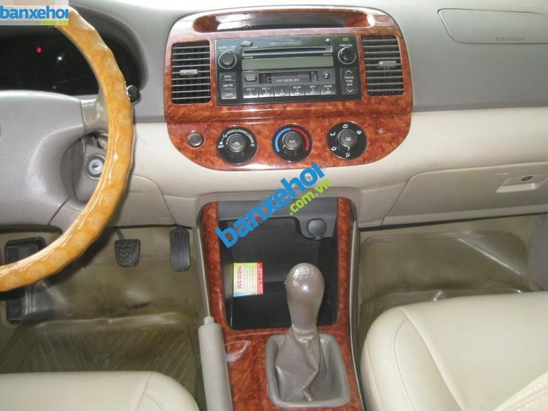 Xe Toyota Camry  2003-3