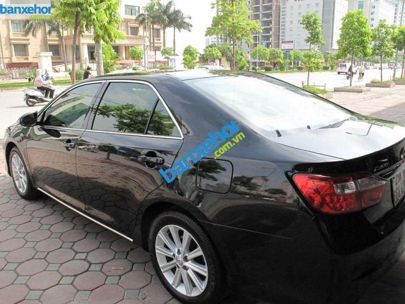 Xe Toyota Camry 2.5G 2012-4