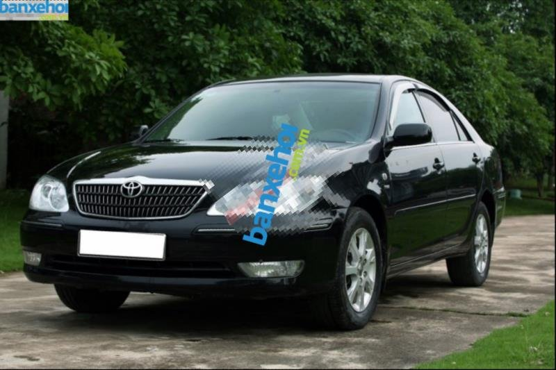 Xe Toyota Camry 2.4 2005-18