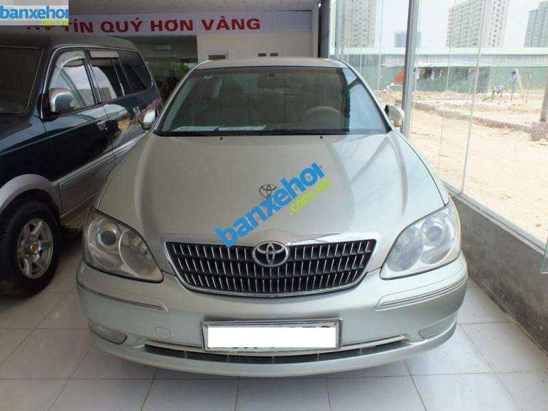 Xe Toyota Camry 2.4G 2005-0
