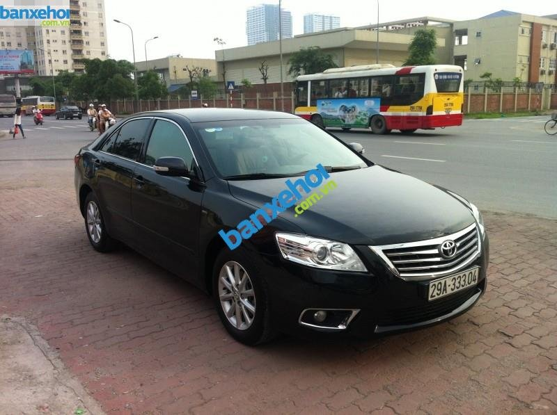 Xe Toyota Camry 2.4 G 2011-0