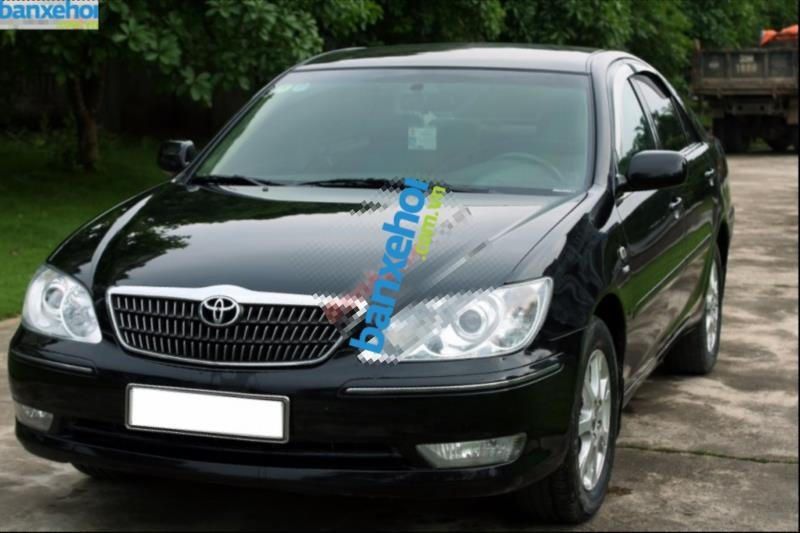 Xe Toyota Camry 2.4 2005-0