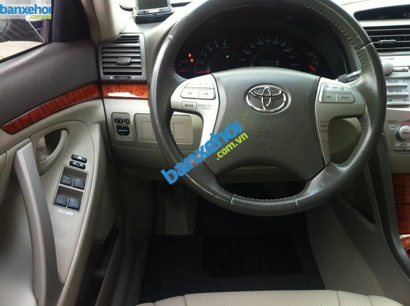Xe Toyota Camry 2.4 G 2011-8